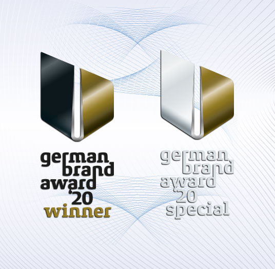 German Brand Award Winnder & Special Mention